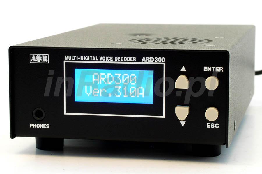 Dekoder sygnałów cyfrowych AOR ARD-300