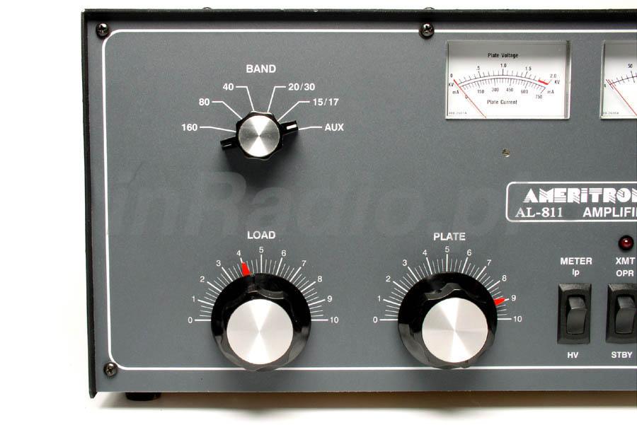 Liniowy Wzmacniacz Mocy Kf Ameritron Al H on Ameritron 811 Amplifier