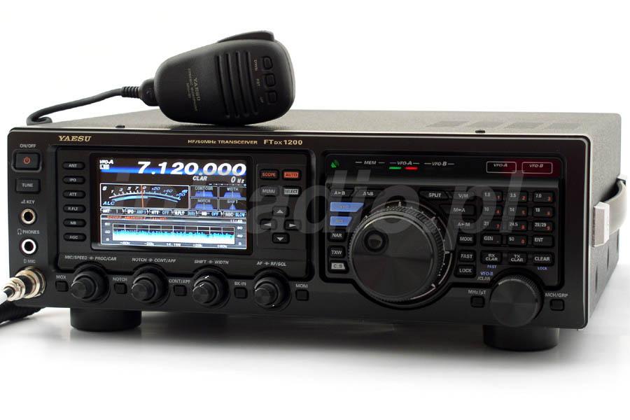 RADIOTELEFON BAZOWY YAESU FT-DX-1200