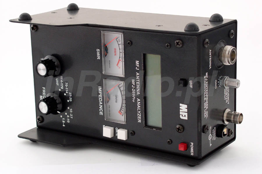 analizator antenowy MFJ-269 PRO