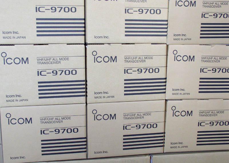 30 sztuk ICOM IC-9700 na 30 lat inRADIO w specjalnej cenie