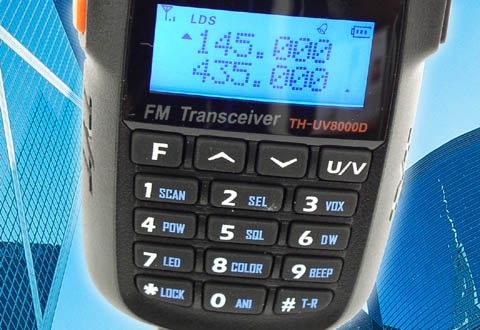 Transceiver TYT TH-UV8000D