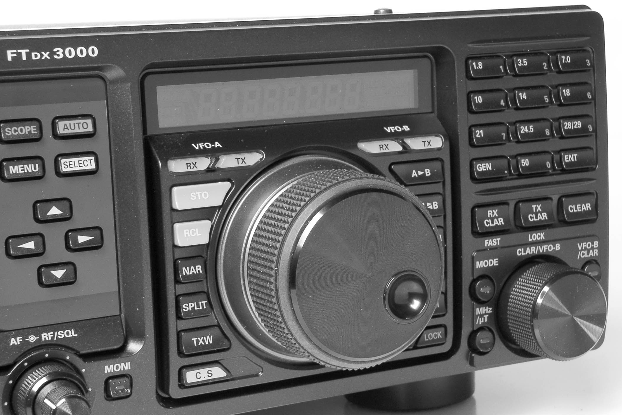 Yaesu ftdx 3000 radiostacja kf for Ft 3000