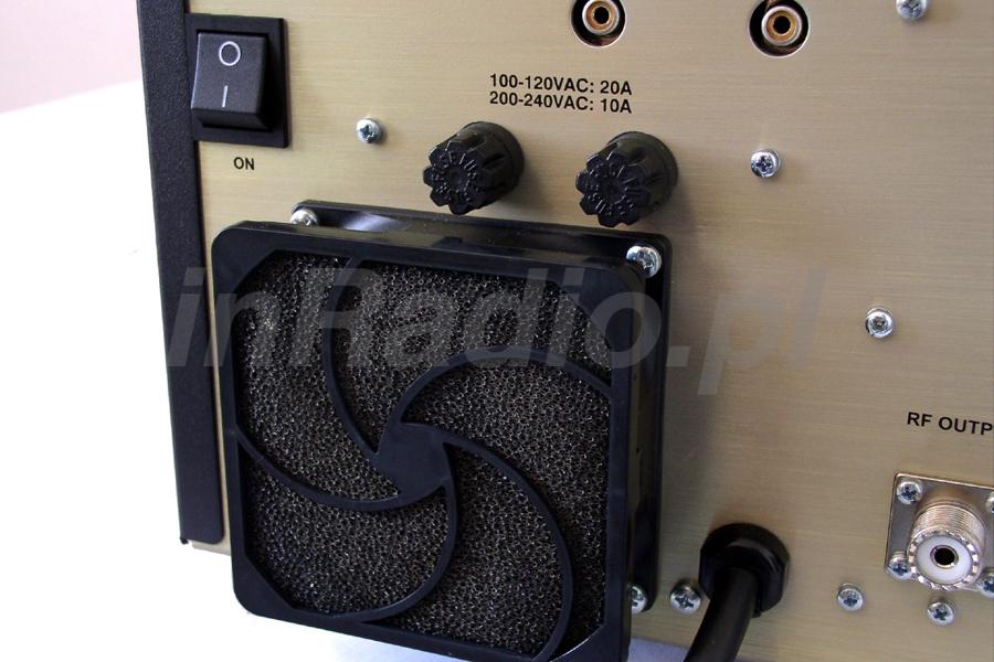 ACOM-1000 Wzmacniacz Mocy KF 6m lampowy