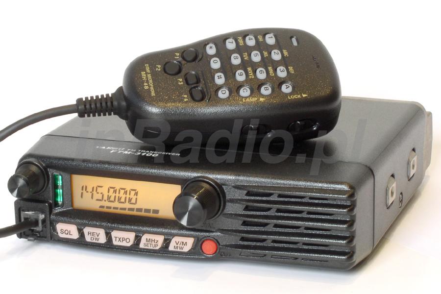 Transceiver VHF YAESU FTM3100